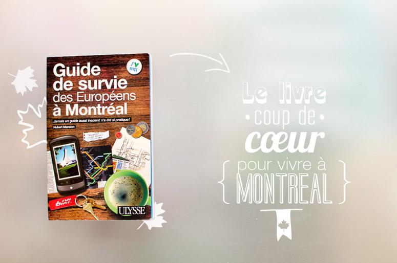 Avis Livre 5 Livres Pour S Installer A Montreal Canada