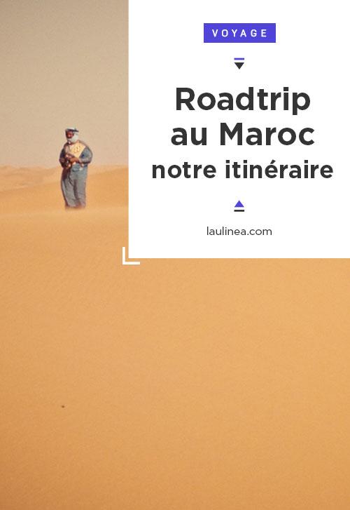 Roadtrip au Maroc, notre itinéraire à Marrakech, Casablanca, les cascades d'Ouzoud, le jardin de la Majorelle, la Médina, les souks, Kenitra, l'Atlas, les gorges de Dades et Toudra, Merzouga, dormir dans le désert du Sahara #roadtrip #travel #marocco