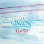 Le 14 juillet à Marseille