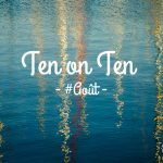 Ten on ten – #Août – Au bord de l'eau
