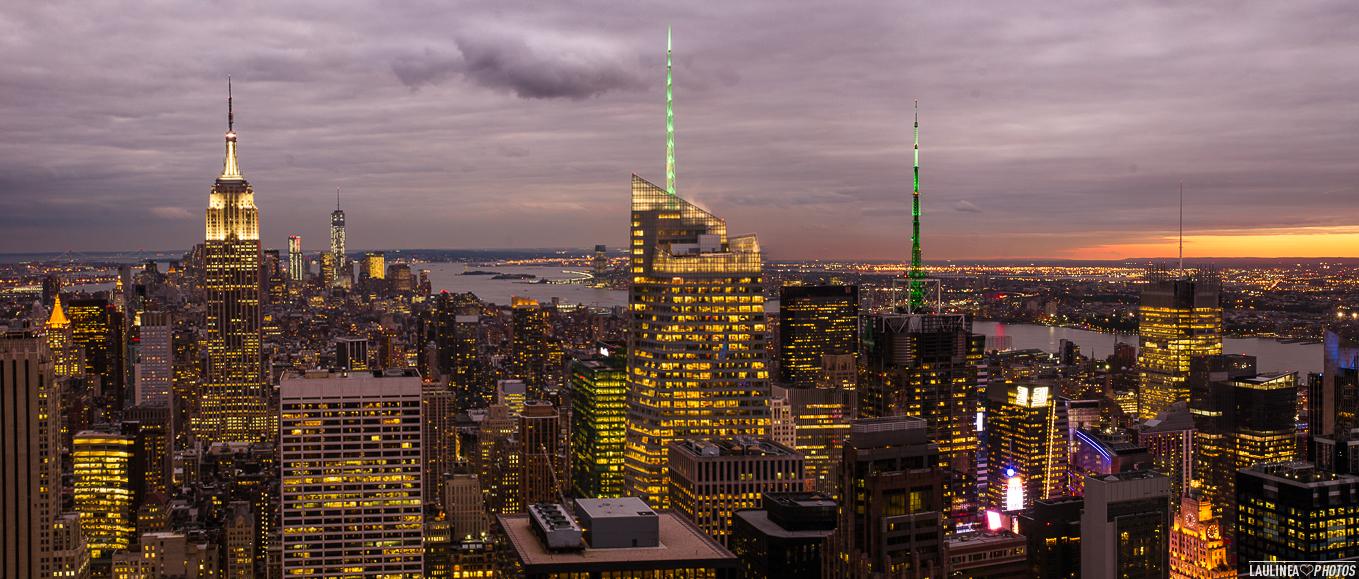 NYC-by-night-panorama