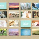 Des jolies cartes pour les 1 an du blog – Concours