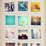 Bilan d'un an de défi photographique {projet 365}