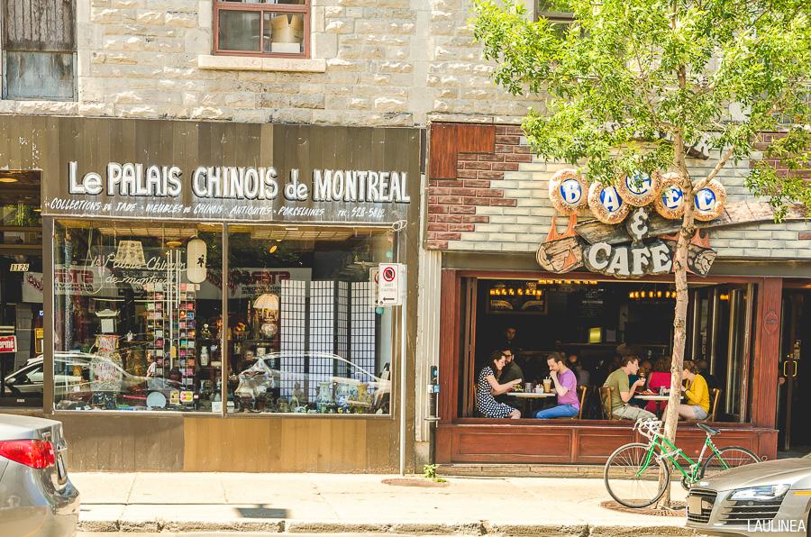 montréal, montreal, canada, magasins, restaurant, plateau