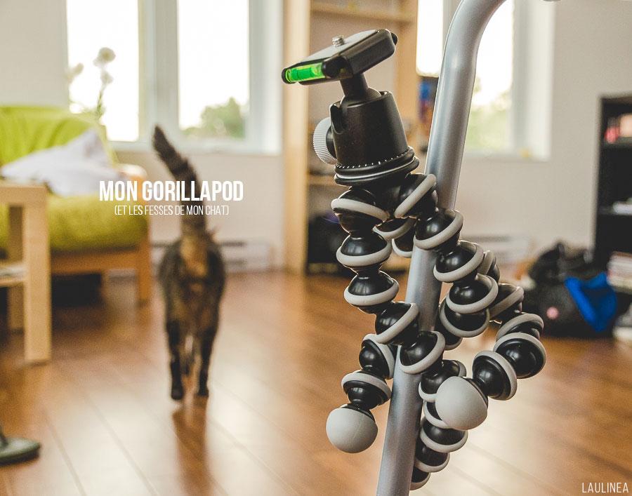 gorillapod, accessoire, trépied, photographie