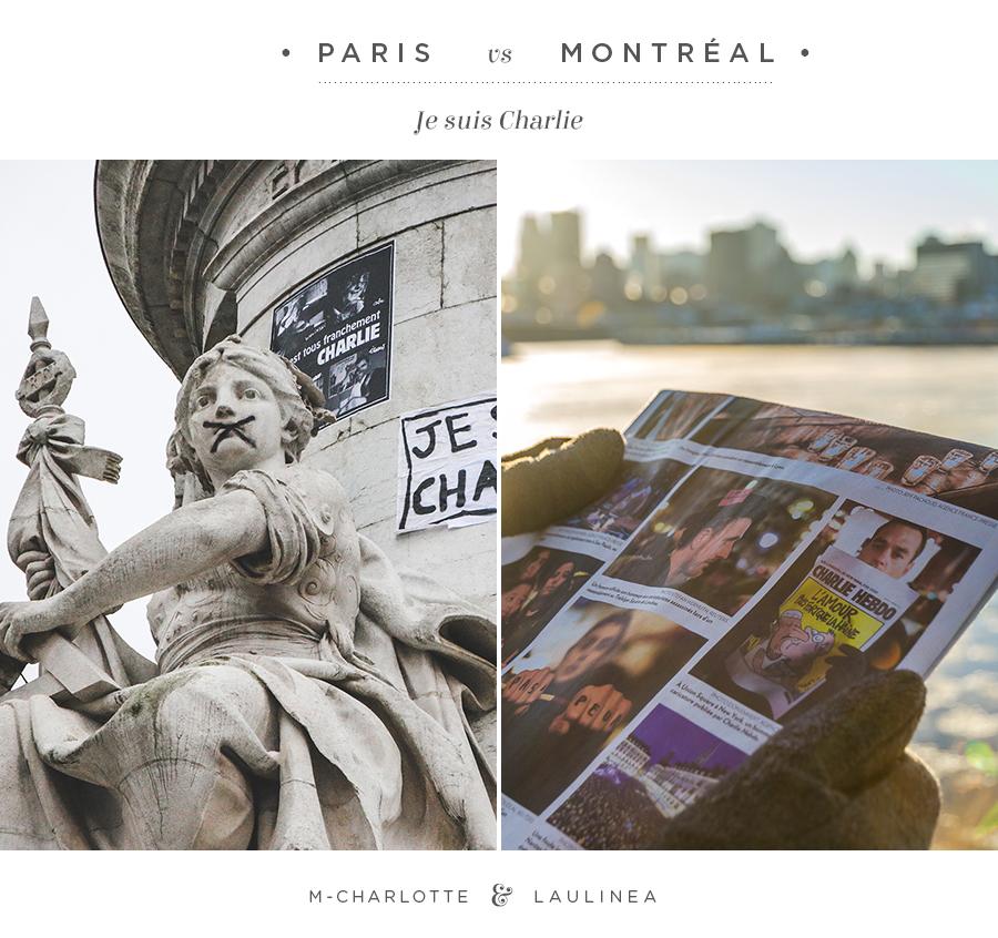 parisVSmontreal-je-suis-charlie