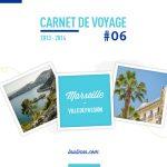 Carnet de voyage – Marseille