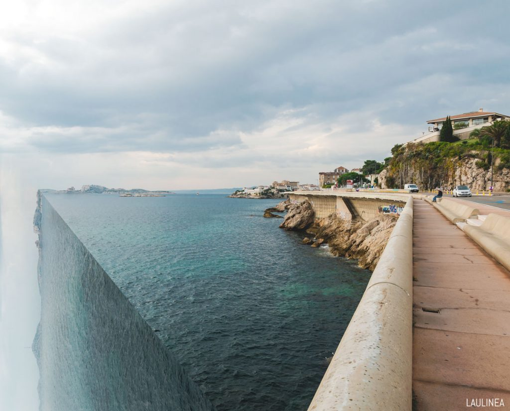 marseille, perspective, surréalisme, france