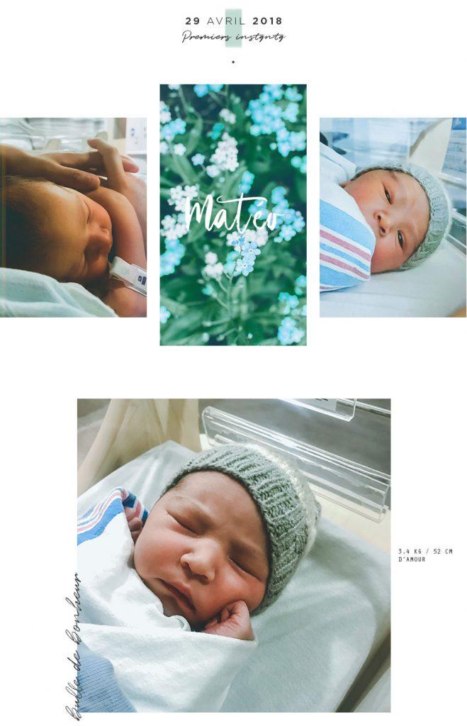 naissance, birth, nouveau né, accouchement, newborn, bébé, baby, devenir mère, become a mom, annonce, faire-part de naissance