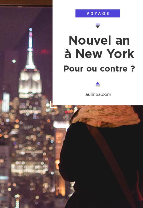 Jour de l'an à New York : évènement mythique au coeur de Times Square. Est-ce une bonne idée de passer le nouvel an au coeur de la Big Apple ? #bonneannée #happynewyear #NYC #usa #newyork nouvel an New York