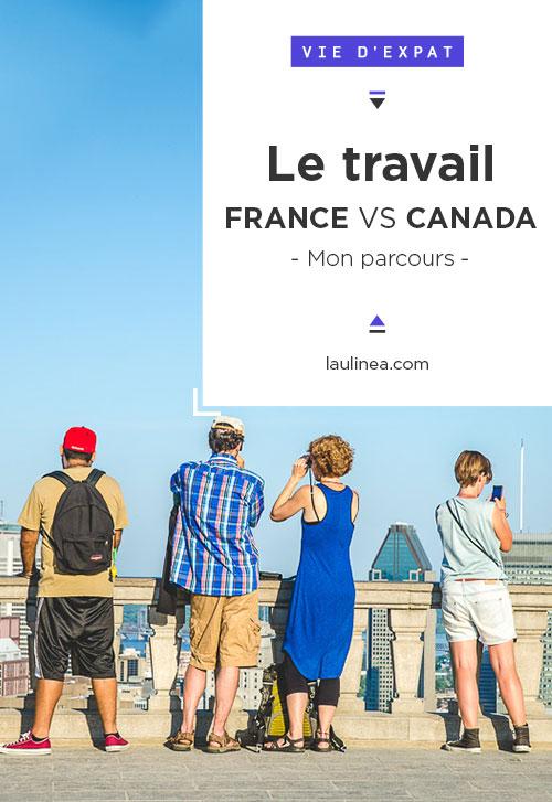 Le travail en France VS Québec, est-ce si différent ? Quelles sont les conditions de travail ? Mon parcours de designer graphique à Montréal